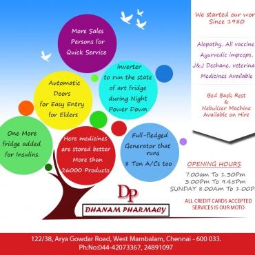 Dhanam-Pharmarcy